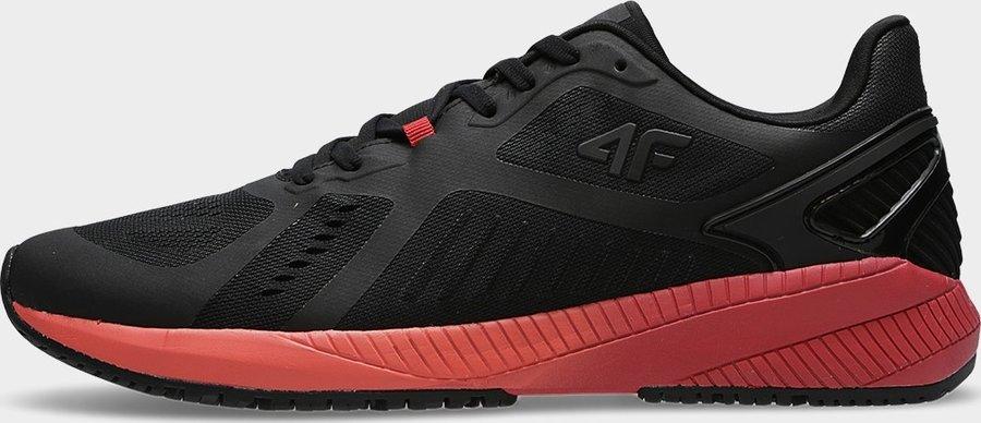 Černé pánské tenisky 4F
