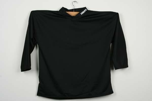 Černý hokejový dres - velikost M