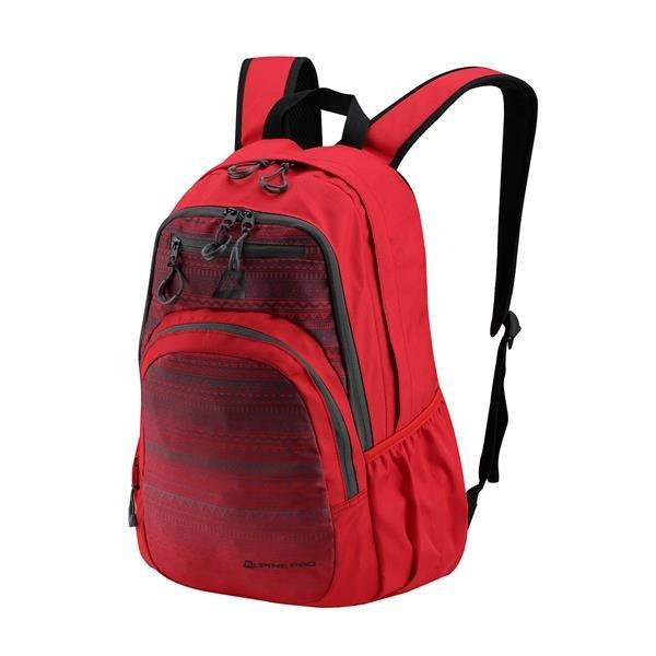 Oranžový batoh Alpine Pro