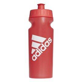 Červená láhev na pití PERF BOTTL, Adidas - objem 0,5 l