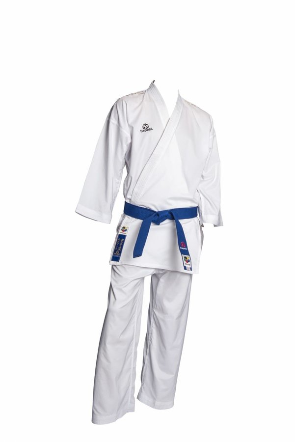 Bílé kimono na karate Hayashi - velikost 175