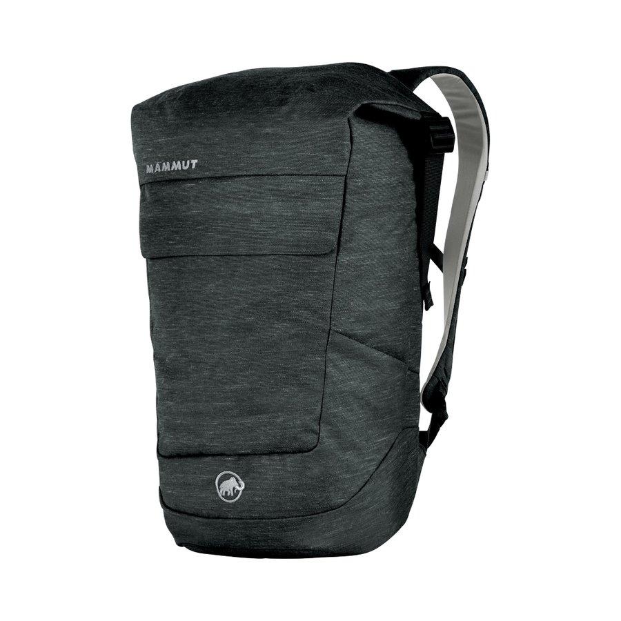 Černý sportovní batoh Xeron Courier, MAMMUT - objem 25 l