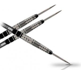 Tungstenové šipky - steel XQMax Darts - 23 g