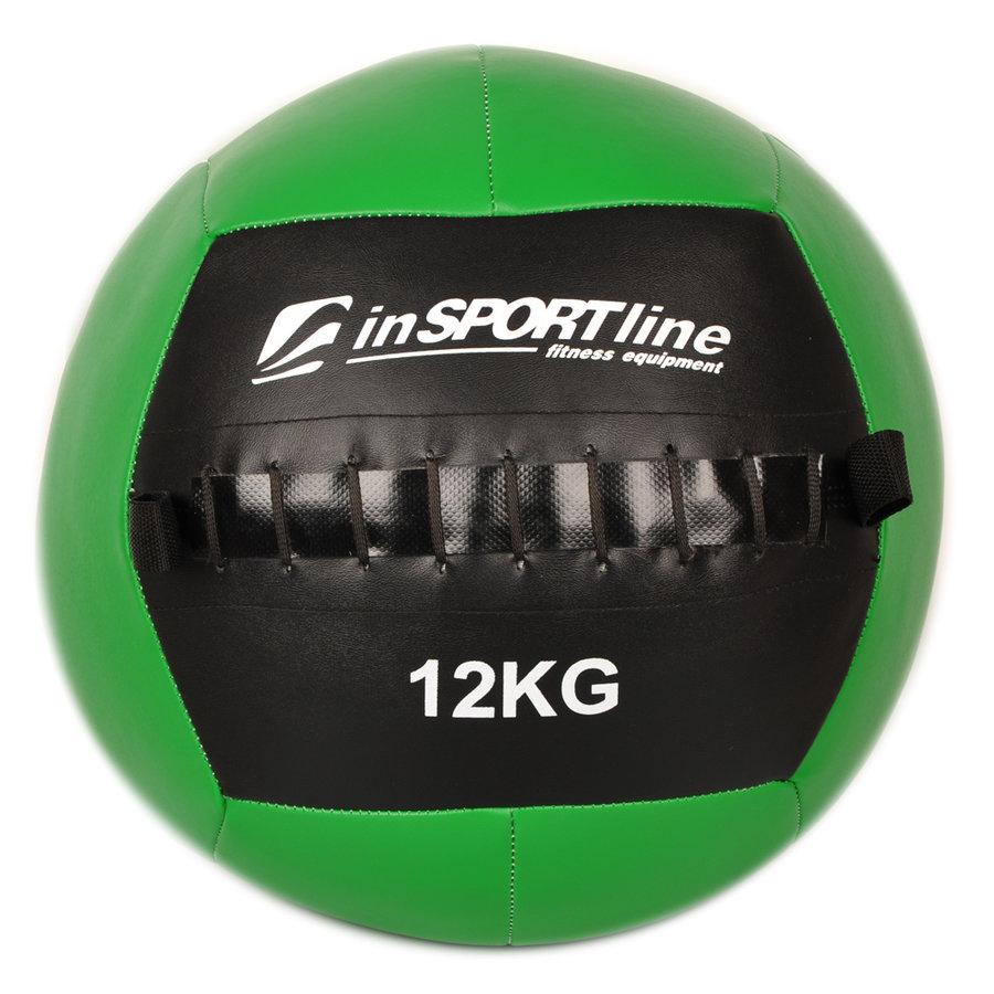 Medicinbal bez úchopů inSPORTline - 12 kg