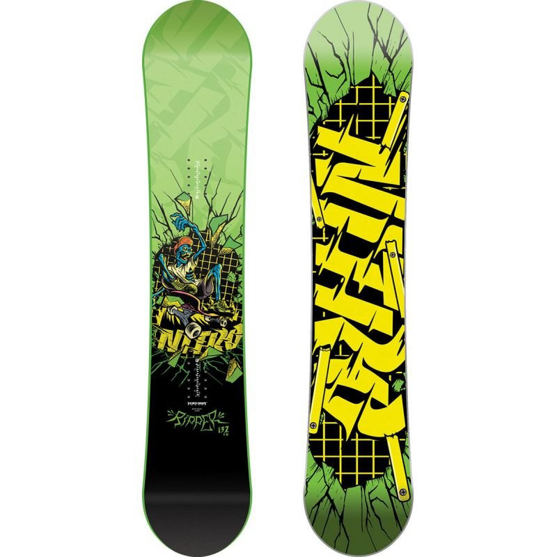 Snowboard bez vázání Nitro