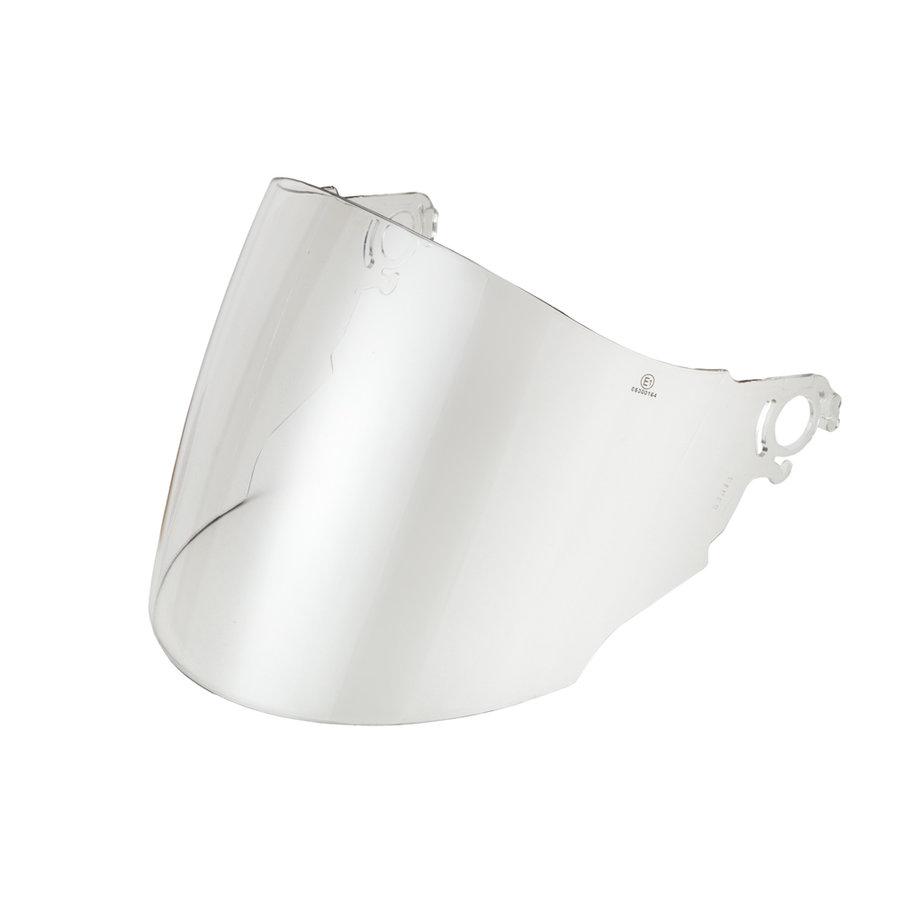 Transparentní náhradní hledí pro helmu Alltop
