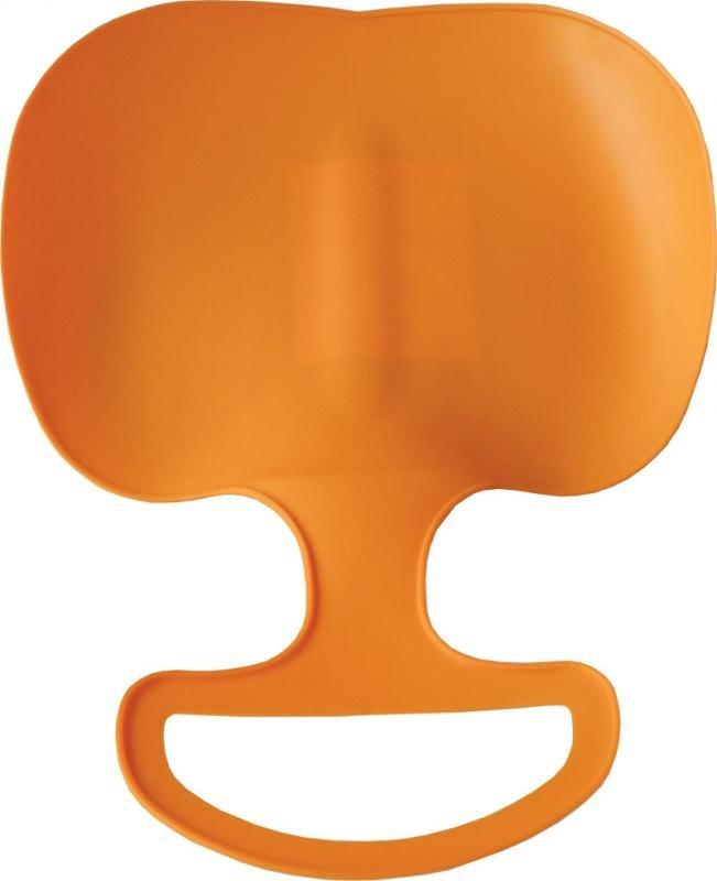 Kluzák - Kluzák na sníh, oranžový