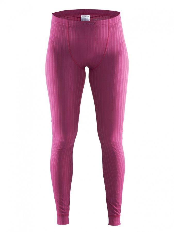 Fialové dámské termo kalhoty Craft - velikost M