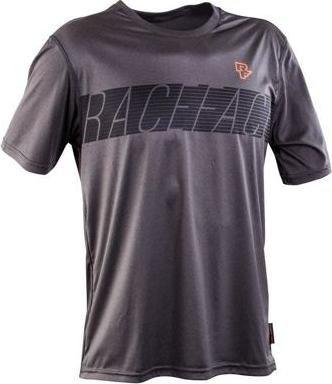 Šedý pánský cyklistický dres Race Face - velikost M