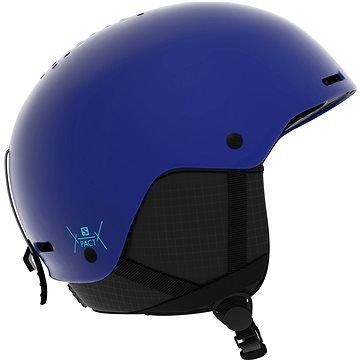 Modrá dámská lyžařská helma Salomon