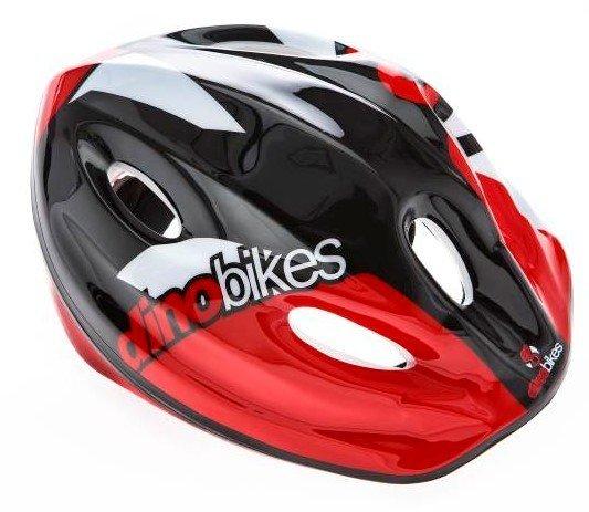 Cyklistická helma - DINO BIKES - Dětská přilba Pro Cross červená