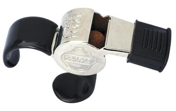 Píšťalka pro rozhodčího - Píšťalka FOX40 Super Force CMG NHL Silver Barva: stříbrná