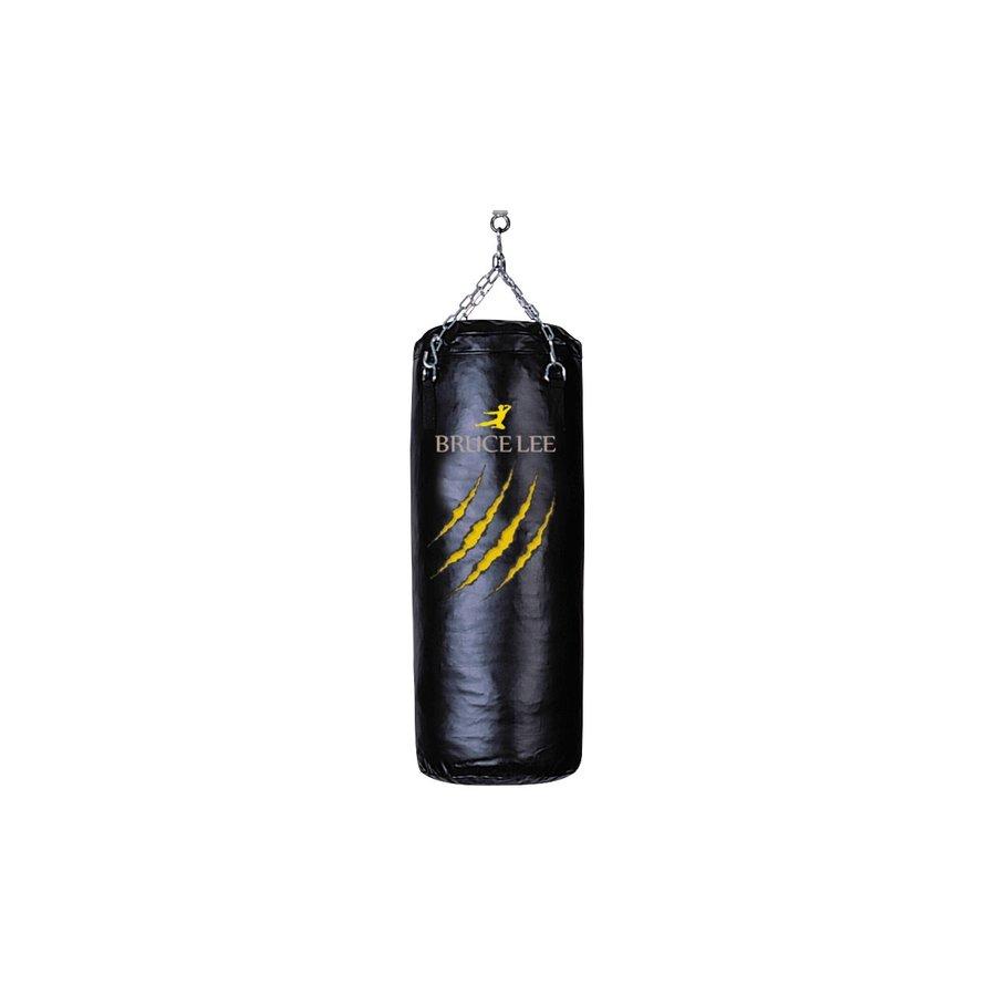 Černý boxovací pytel BRUCE LEE - 12 kg