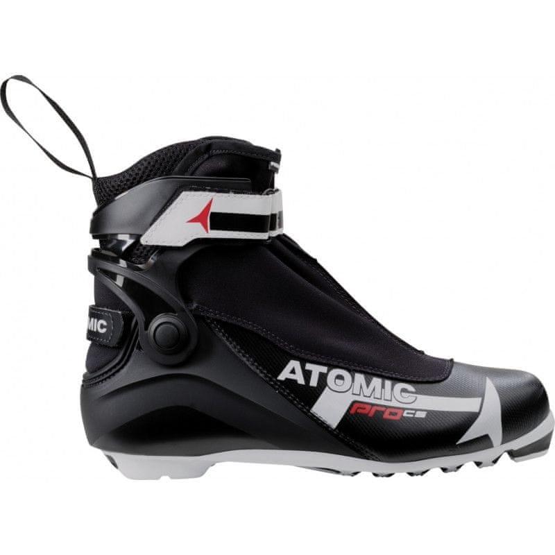 Černé boty na běžky Atomic