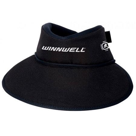 Černý hokejový nákrčník Winnwell