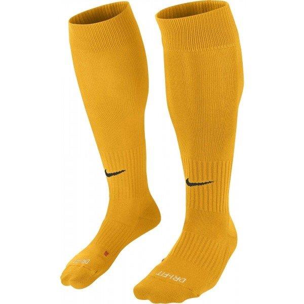 Žluté pánské fotbalové štulpny Nike