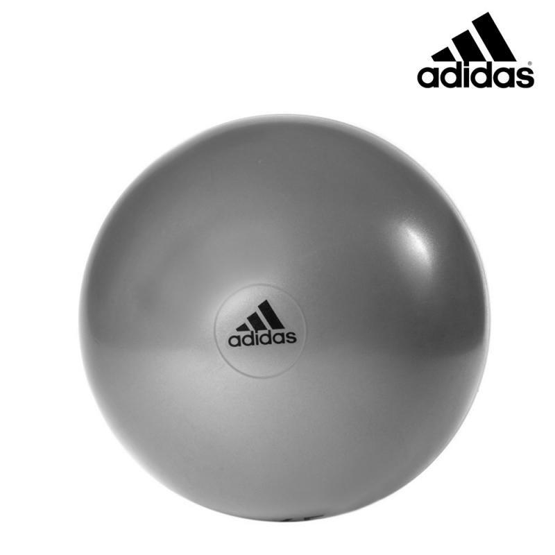 Šedý gymnastický míč Adidas - průměr 75 cm
