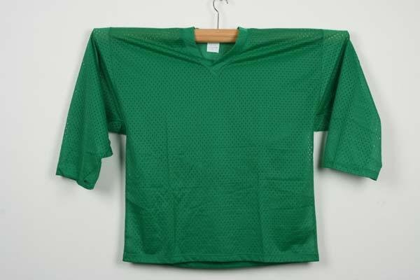 Zelený hokejový dres - velikost XXL