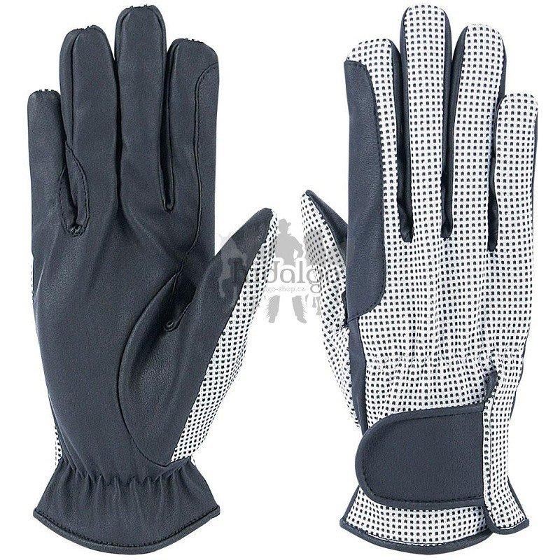 Jezdecké rukavice - Harry´s Horse Rukavice Ultra Barevná varianta: Černá, Velikost oblečení: XS