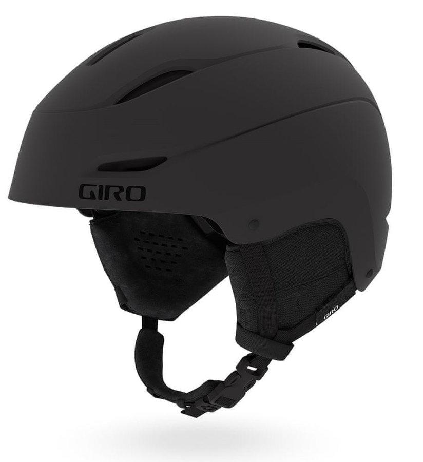 Černá pánská lyžařská helma Giro - velikost L