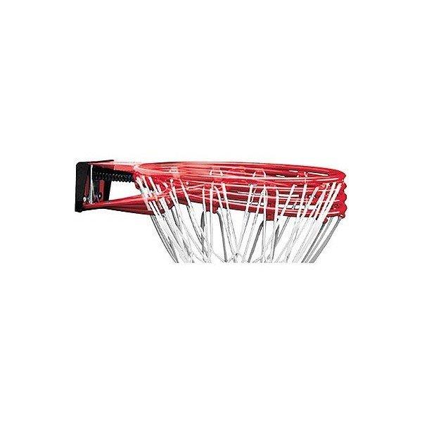 Basketbalový koš - Spalding NBA SLAM JAM RIM červená NS - Basketbalový koš
