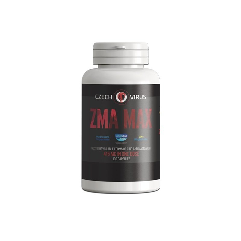 ZMA Czech Virus - 100 ks