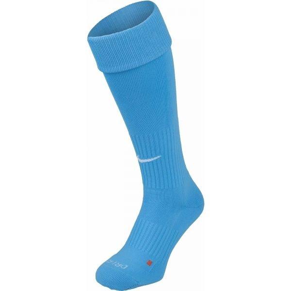 Modré pánské fotbalové štulpny Nike - velikost XL