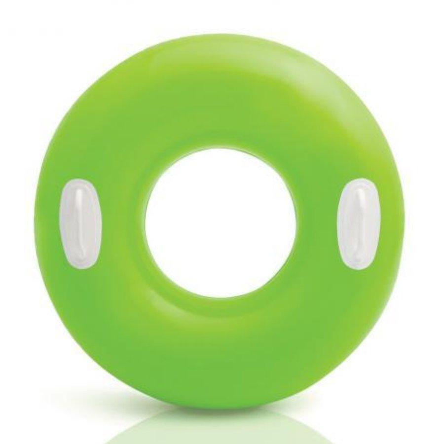 Zelený nafukovací kruh INTEX - průměr 76 cm