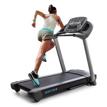 Běžecký pás Infinity Pro 2.0, Capital Sports - nosnost 110 kg