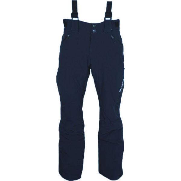 Modré pánské lyžařské kalhoty Blizzard