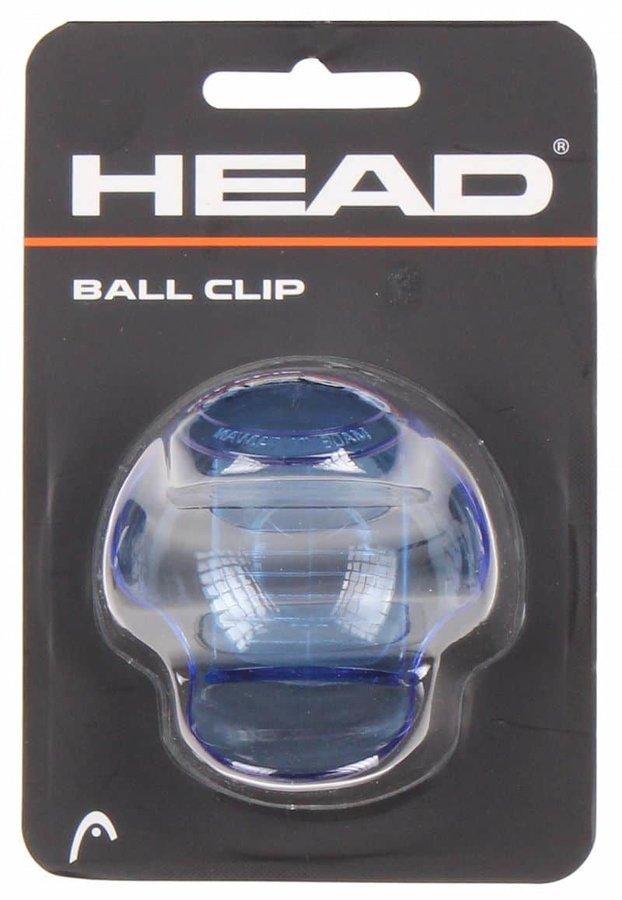 Míč - Ball Clip držák na tenisový míč barva: mix barev