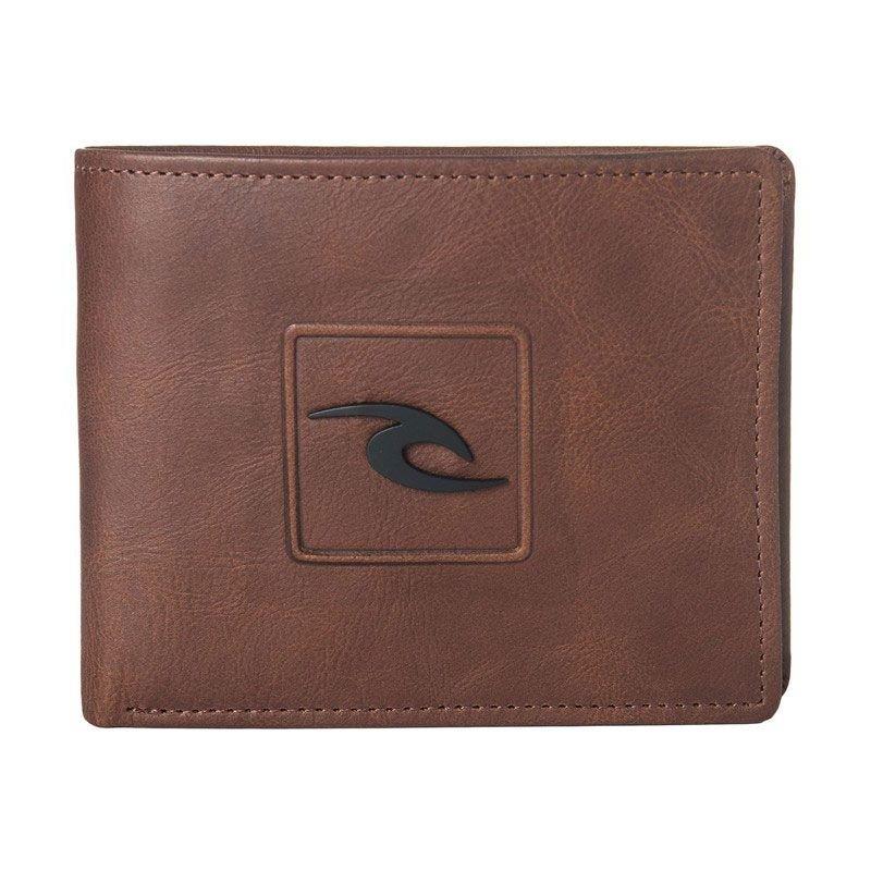 Hnědá pánská peněženka Rip Curl
