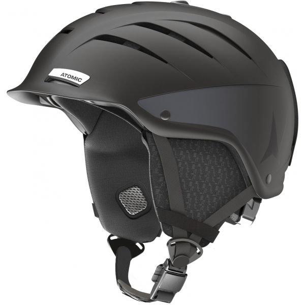 Černá lyžařská helma Atomic - velikost 59-62 cm