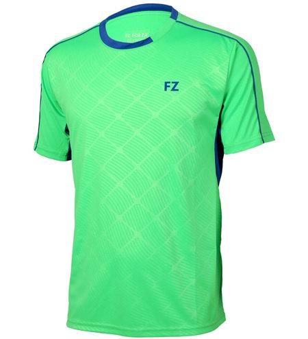 Zelené pánské funkční tričko s krátkým rukávem FZ Forza