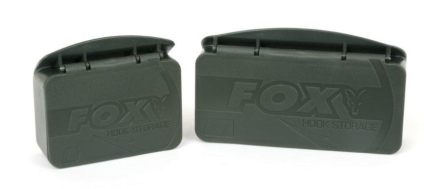 Rybářská krabička - Fox Krabička F-Box Hook Storage Cases 2ks