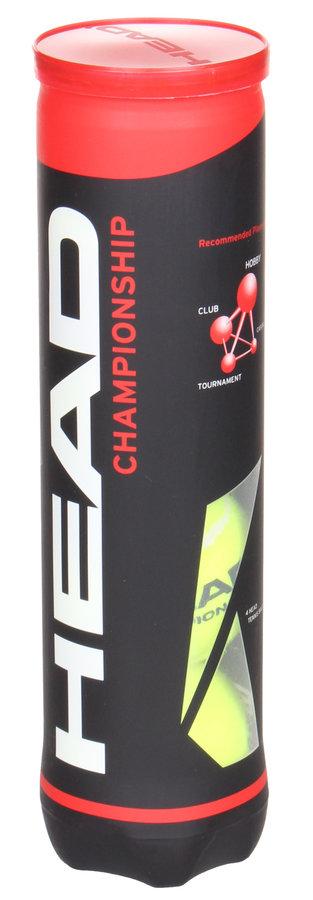 Tenisový míček Championship, Head - 4 ks