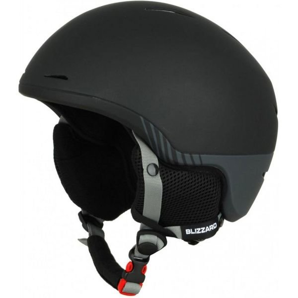 Černá lyžařská helma Blizzard