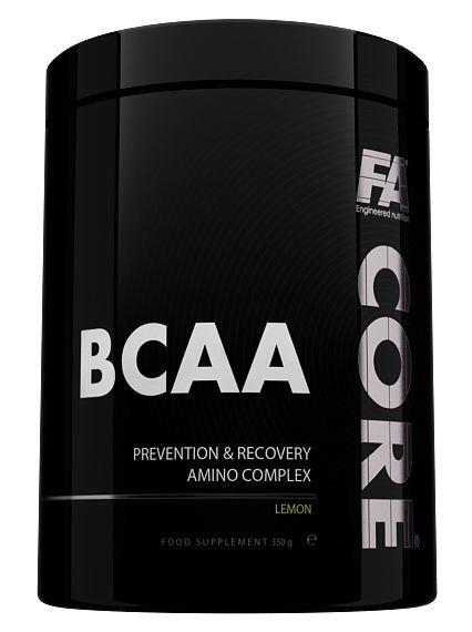 BCAA - BCAA Core - Fitness Authority Citrón 350g
