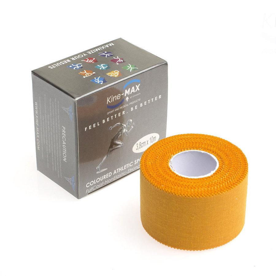 Žlutá tejpovací páska kine-max - délka 10 m a šířka 3,8 cm