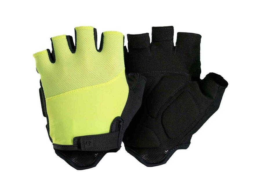 Červené pánské cyklistické rukavice BONTRAGER - velikost XXL  76d99e1e5e