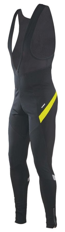 Černé pánské kalhoty na běžky Etape - velikost M