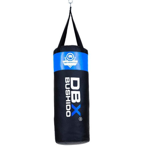 Černo-modrý boxovací pytel BUSHIDO - 20 kg