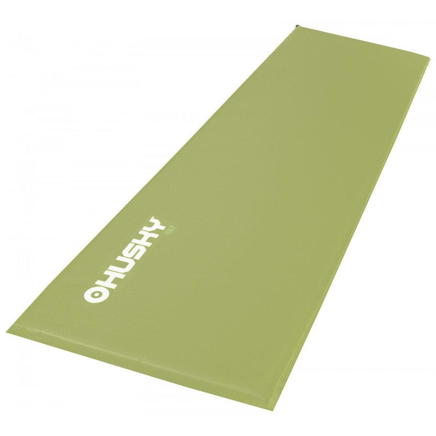 Zelená samonafukovací karimatka Husky - tloušťka 2,5 cm