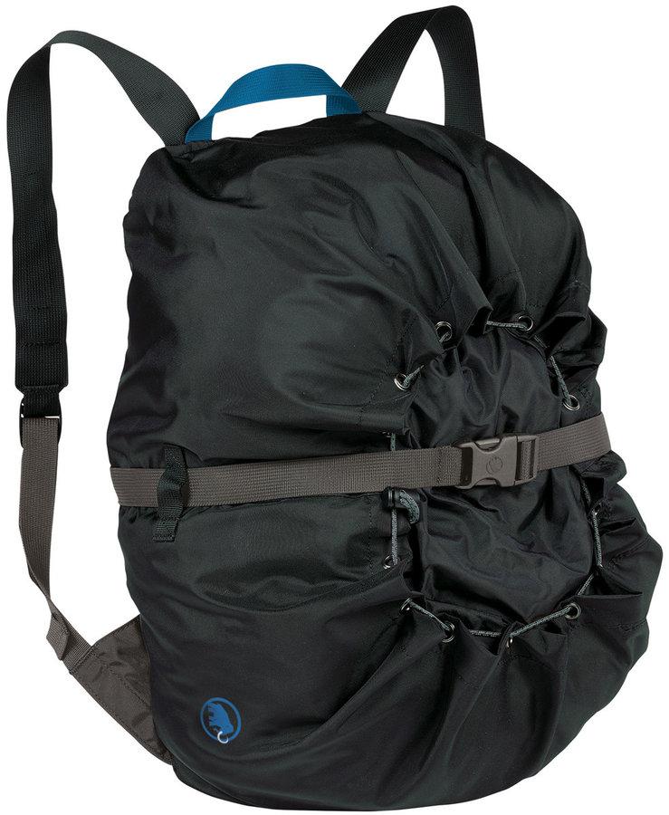 Vak na lezecké lano - Vak na lano Mammut Rope Bag Element Barva: černá