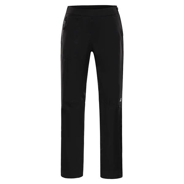 Černé softshellové dámské kalhoty Alpine Pro - velikost 40