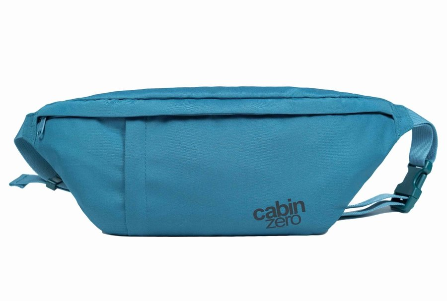 Ledvinka - CabinZero Classic Hip Pack 2L Aruba Blue
