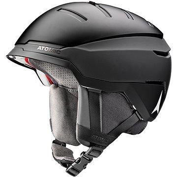 Černá pánská lyžařská helma Atomic