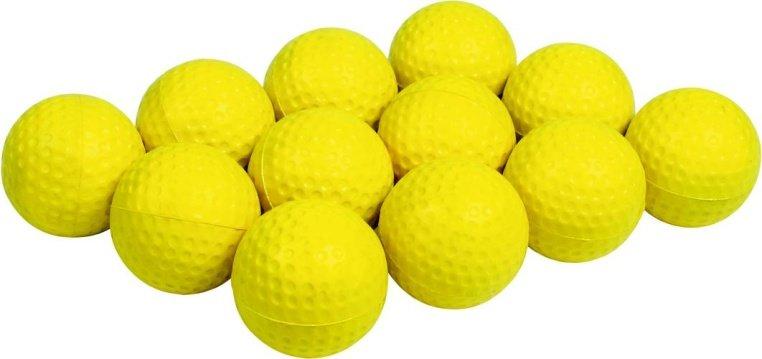 Žlutý golfový míček Köck Sport