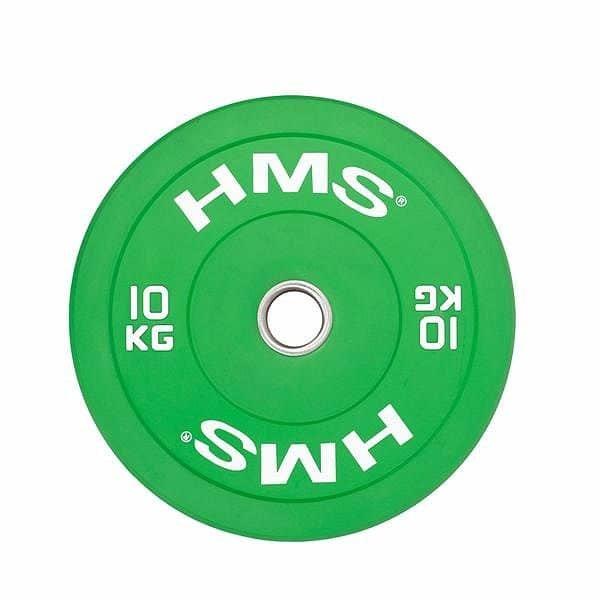 Kotouč na činky HMS - 10 kg