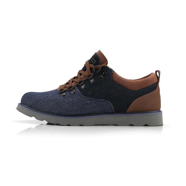 Modré pánské kotníkové boty Alpine Pro - velikost 42 EU